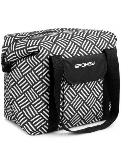Spokey San Remo BK / WT 925055 beach bag