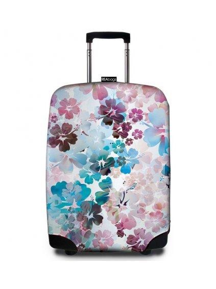 Obal na kufr REAbags® 9056 Beach Flowers