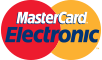 MASTERCARD Elektronik