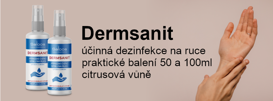 Dermsanit desinfekce na ruce
