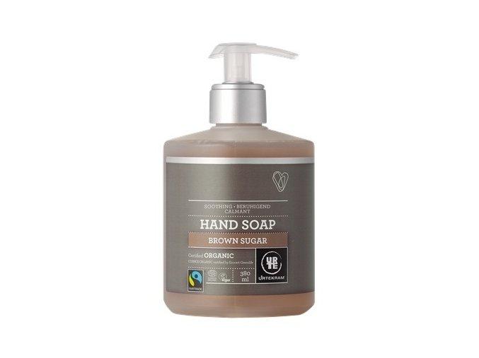 Urtekram Tekuté mýdlo na ruce Brown sugar BIO 380ml