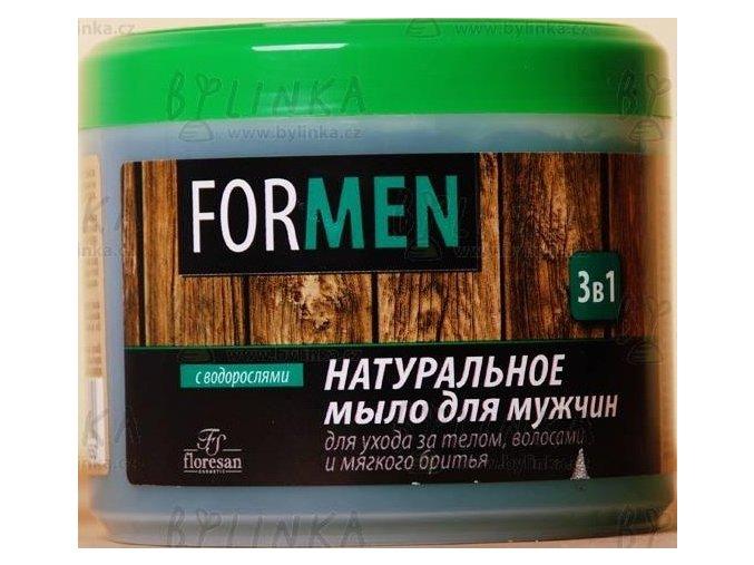 Tajga For Men 3v1 mýdlo pro muže 450g