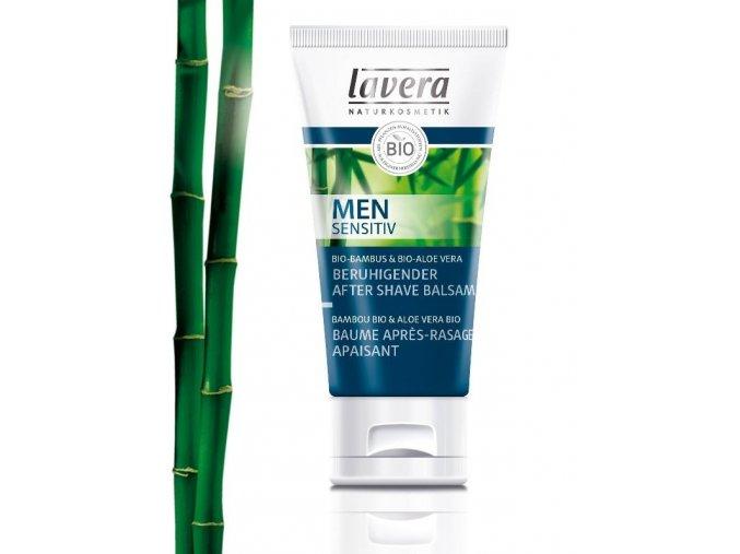 Lavera Men Sensitiv Balzám po holení 50ml
