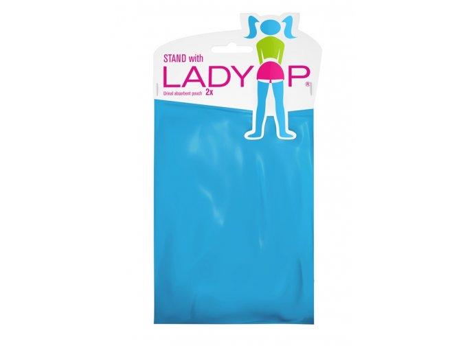 LadyP Absorbční sáčky 2ks
