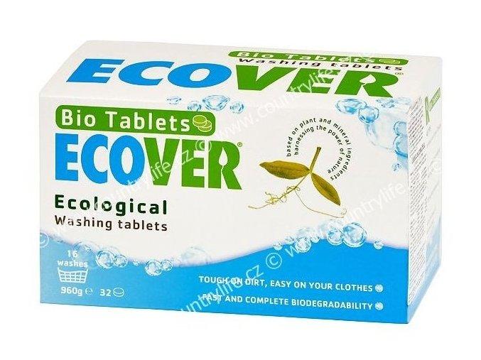 Ecover Tablety na praní 960g (32ks)