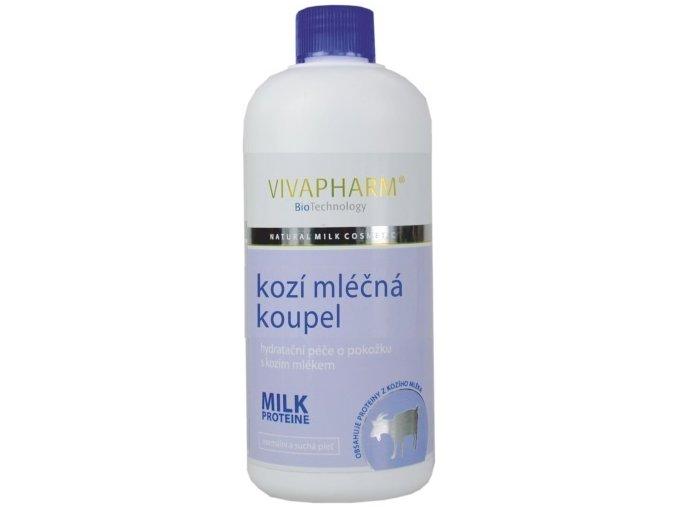 Vivapharm Kozí mléčná koupel 400ml