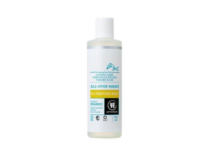 Urtekram Baby jemná mycí emulze BIO 250ml