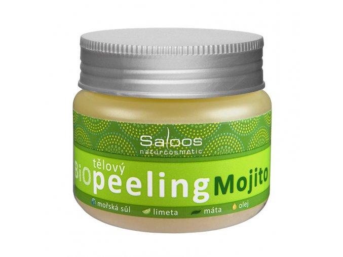 telovy peeling mojito