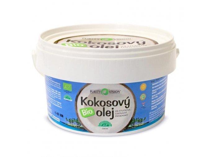 Purity Vision kokosový olej panenský BIO 2,5l
