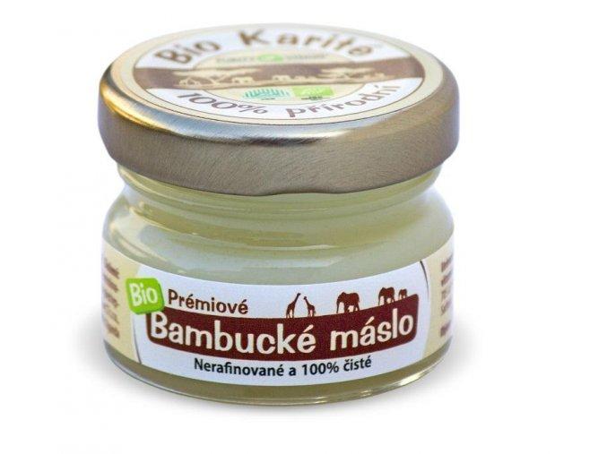 Purity Vision Prémiové Bio Bambucké máslo 20ml