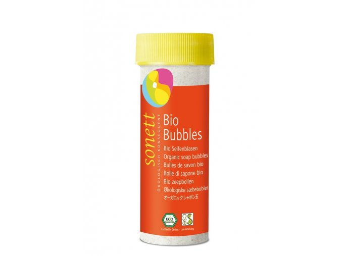 Sonett Bio bublifuk 45ml