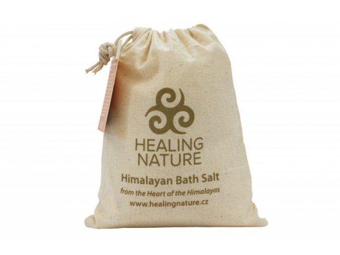 Healing Nature Koupelová sůl s květem měsíčku 1kg