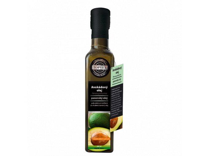 topvet avokadovy olej