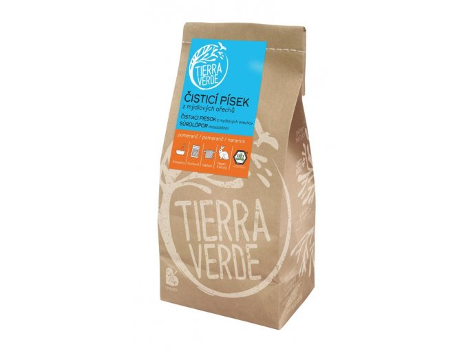 yellow & blue cistici pisek 1 kg