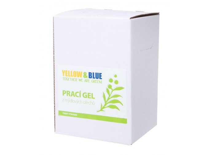 yellow & blue praci gel 5l