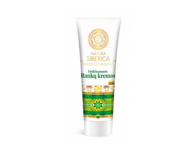 loves lithuania krem na ruce hydratacni