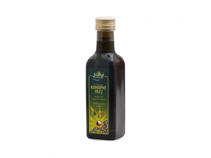 hemp production konopny olej 100ml