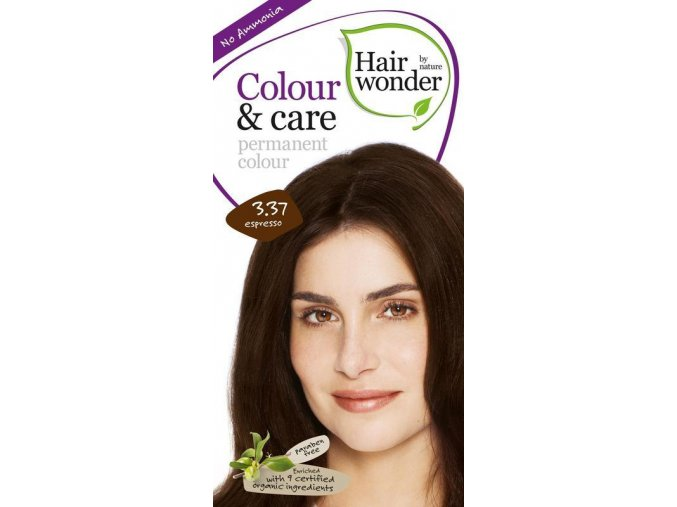 Hairwonder dlouhotrvajici barva espresso 3 37