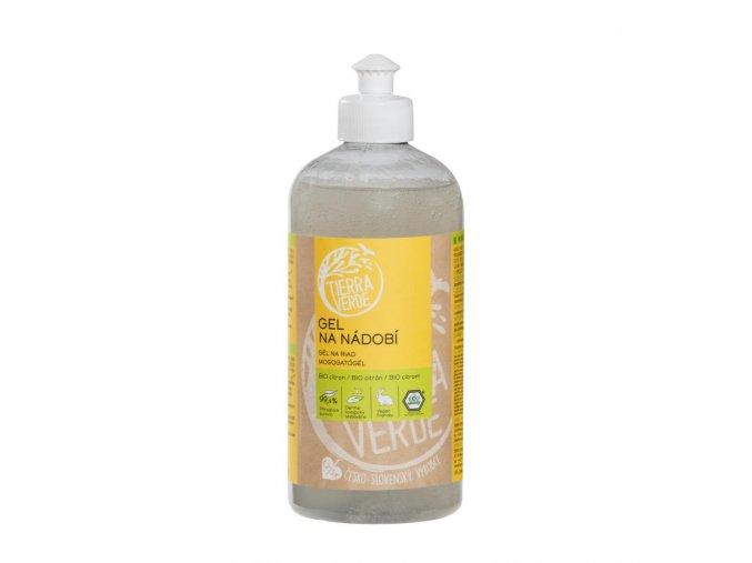 gel na nadobi sacek 250 ml