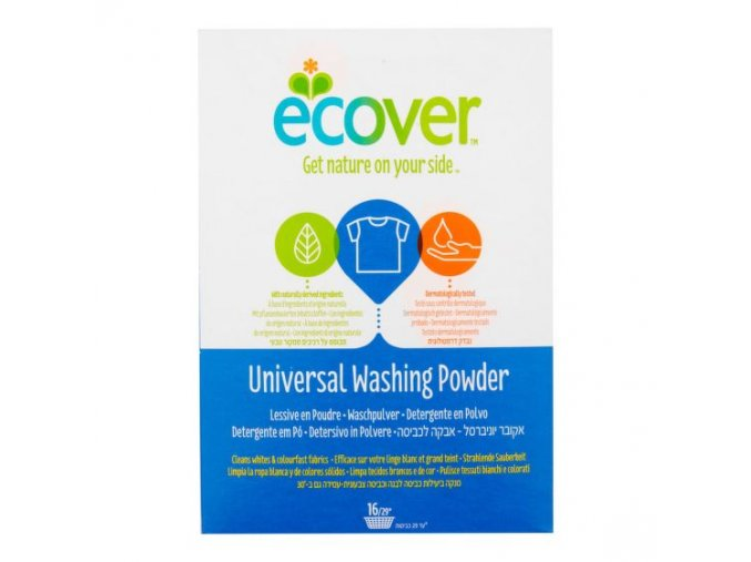 Ecover Prací prášek universal 1,2kg