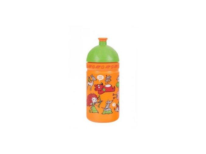 zdrava lahev rebelka 500 ml