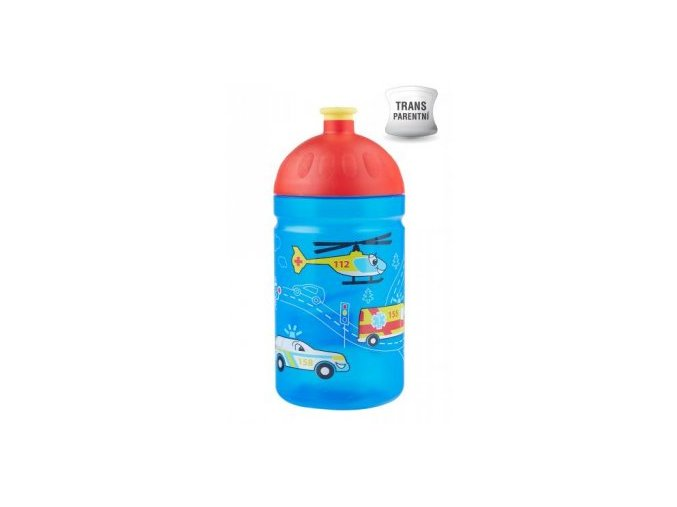 zdrava lahev 05 l zachranari