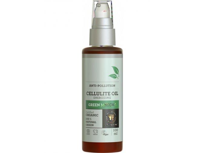 telovy olej matcha proti celulit 100 ml bio veg