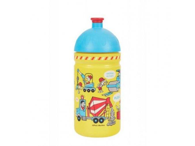zdrava lahev stavba 500 ml zelenadomacnost 1