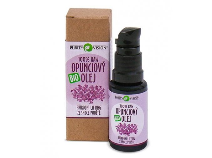 purity vision opunciovy olej 15ml