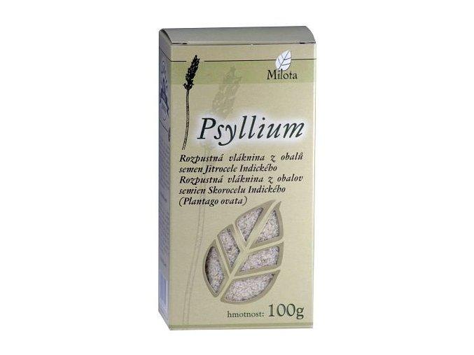 Milota Psyllium vláknina 200g
