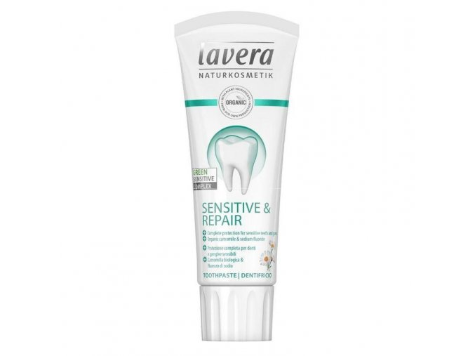 lavera zubni pasta Sensitive repair