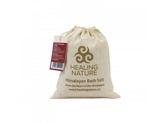 healing nature koupelova sul cervena hruba 1 kg