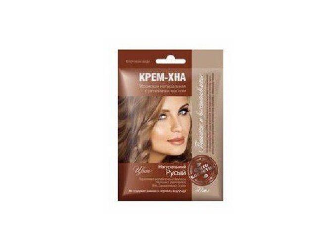 fitokosmetik kremova henna v prirodni hneda 50 ml