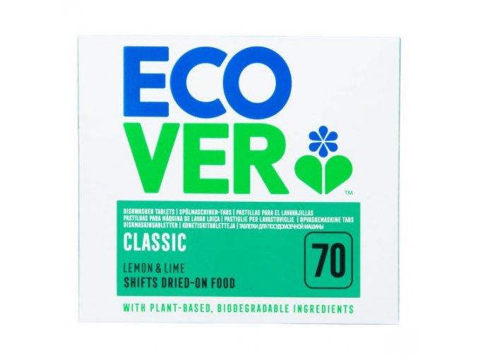 Ecover Tablety do myčky Classic 70ks