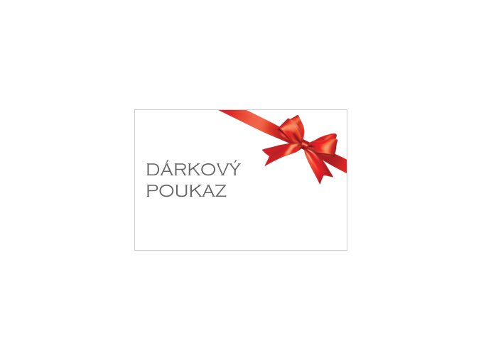 darkovy poukaz