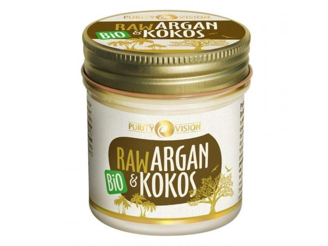 raw argan kokos 120ml