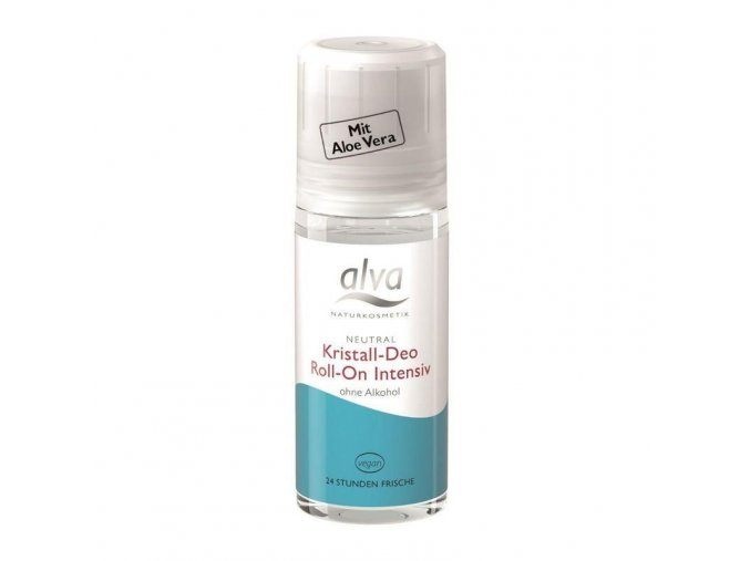 alva deo krystal roll on intensiv 50ml