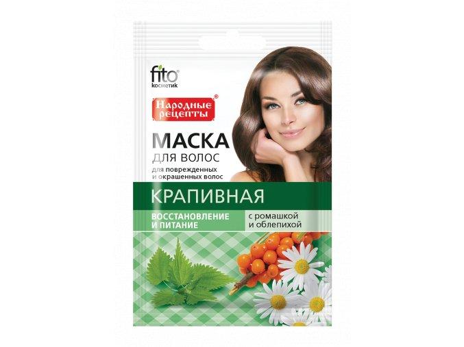 fitokosmetik maska na vlasy obnova a vyziva1