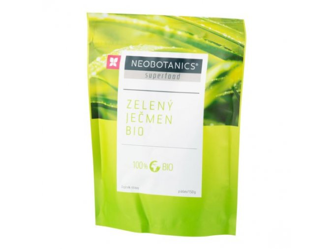 neobotanics zeleny jecmen 150g