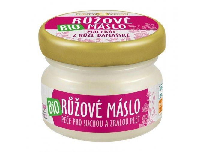 purity vision ruzove maslo 20ml