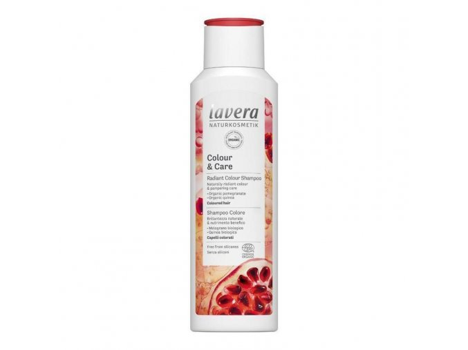 lavera sampon colourandcare 250ml