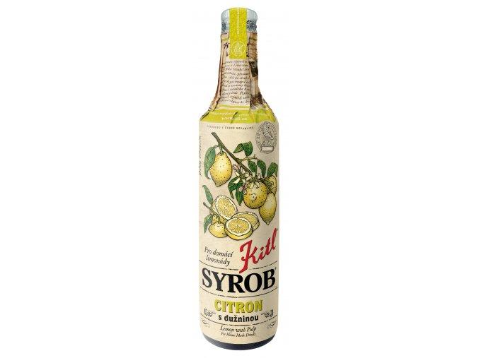 kitl syrob citron 500 ml