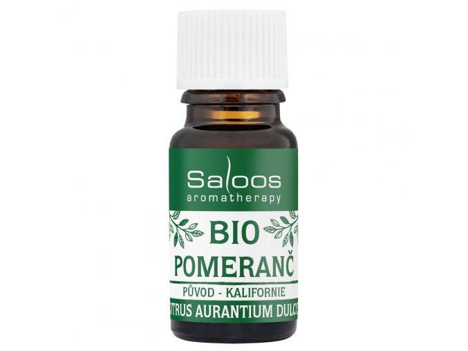 bio esencialni olej pomeranc