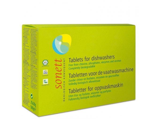 Sonett Tablety do myčky 25ks 500g