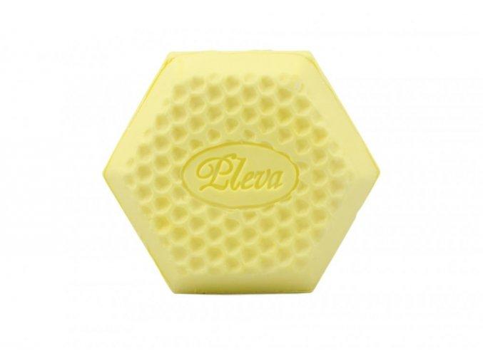 pleva medove mydlo
