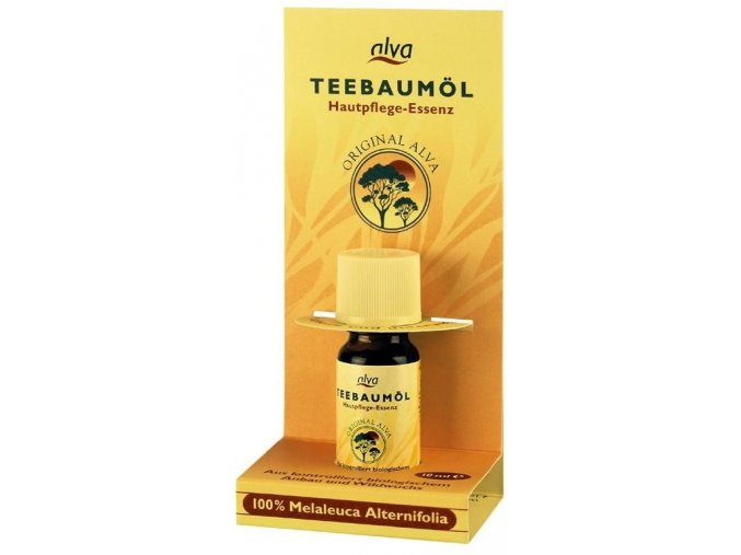 Alva BIO Tea tree olej 20ml