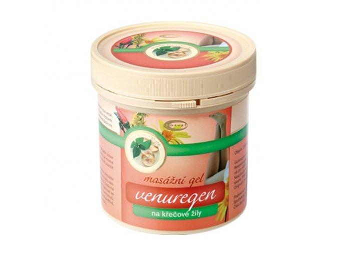 Topvet Venuregen masážní gel 250ml