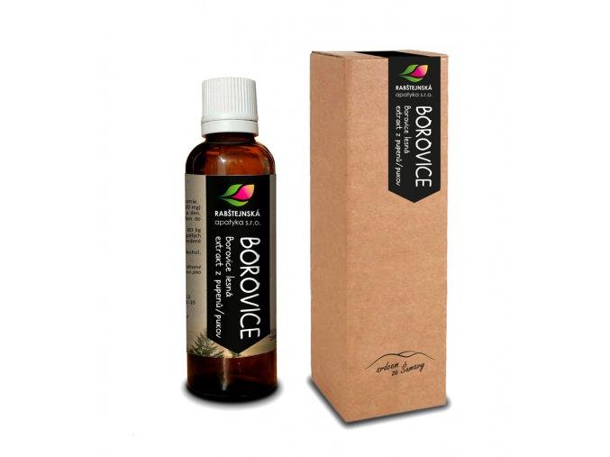 Borovice - Extrakt z pupenů 50ml (gemmoterapie)