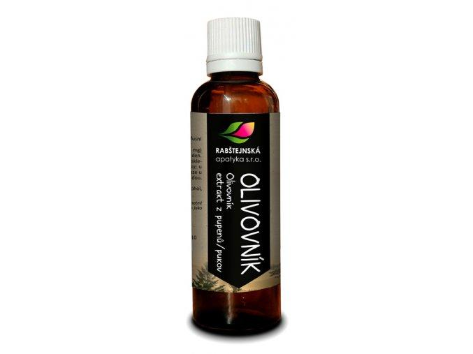 Olivovník - Extrakt z pupenů 50ml (gemmoterapie)