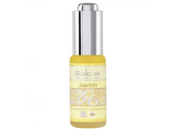 regeneracni oblicejovy olej jasmin